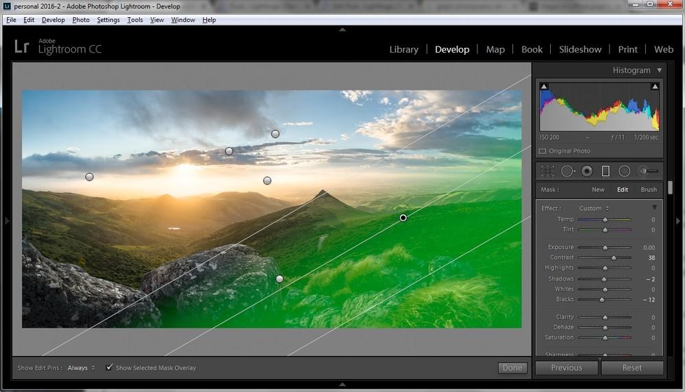 Landscape Photography Gibberish • Lightforge Photography